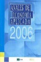 anales de economia aplicada 2006-9788496477896