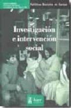 investigacion e intervencion social-9788496913196