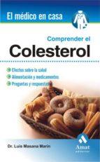 comprender el colesterol-luis masana-9788497352796