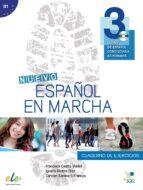 nuevo español en marcha 3 ejercicios+cd-francisca castro-9788497787796