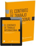 contrato de trabajo internacional jose fernando lousada arochena 9788498987096