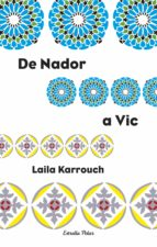 de nador a vic-laila karrouch-9788499320496