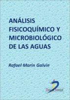 análisis fisicoquímico y microbiológico de las aguas (ebook)-rafael marin galvin-9788499697796