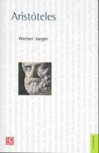 aristoteles werner jaeger 9789681639396