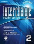 INTERCHANGE LEVEL 2 FULL CONTACT WITH SELF-STUDY DVD-ROM 4TH EDITION - 9781107625006 - VV.AA.