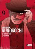 INSPECTOR KUROKOCHI Nº 09 - 9788417176006 - TAKASHI NAGASAKI