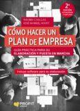 CÓMO HACER UN PLAN DE EMPRESA (2ª ED.) - 9788417209506 - VV.AA.