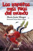 LOS ZAPATOS MÁS FEOS DEL MUNDO - 9788417368906 - MARIA JESUS MINGOT