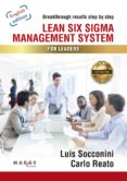 Libro para descargar LEAN SIX SIGMA MANAGEMENT SYSTEM FOR LEADERS
