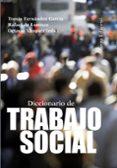 DICCIONARIO DE TRABAJO SOCIAL - 9788420673806 - TOMAS FERNANDEZ