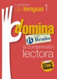 CUADERNOS DOMINA LENGUA 1 COMPRENSION LECTORA 1 - 9788421669006 - VV.AA.