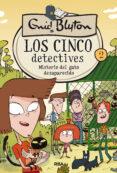 Los cinco detectives