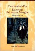 L ESCARABAT D OR; ELS CRIMS DEL CARRER MORGUE - 9788431635206 - EDGAR ALLAN POE