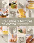 utensilios y tecnicas de cocina-williams sonoma-9788448021306