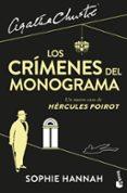 LOS CRIMENES DEL MONOGRAMA - 9788467052206 - SOPHIE HANNAH