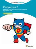 PROBLEMAS MATEMATICAS 6 - 9788468012506 - VV.AA.
