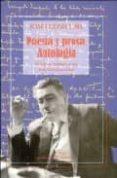 POESIA Y PROSA: ANTOLOGIA - 9788479622206 - JOSE LEZAMA LIMA