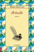 ARTICULOS (SELECCION) - 9788480637206 - MARIANO JOSE DE LARRA
