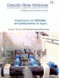 INSTALACIONES DE VALVULAS EN CONDUCCIONES DE AGUA - 9788492970506 - MANUEL MATEOS DE VICENTE