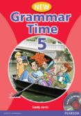 NEW GRAMMAR TIME 5 - 9781405867016 - VV.AA.