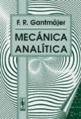 MECANICA ANALITICA - 9785354002016 - F.R. GANTMAJER