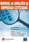 MANUAL DE EMPRESAS DE ANALISIS COTIZADAS - 9788416115716 - VV.AA.