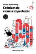 crónicas de ciencia improbable-pierre barthelemy-9788417059316