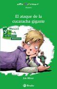 EL ATAQUE DE LA CUCARACHA GIGANTE - 9788421698716 - LIN OLIVER