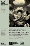 """TENGO TANTAS PERSONALIDADES: QUE CUANDO DIGO """"TE QUIERO"""" NO SE SI ES VERDAD - 9788487744716 - MAX AUB"""