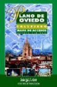PLANO DE OVIEDO CALLEJERO - 9788495948816 - VV.AA.