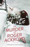 POIROT: THE MURDER OF ROGER ACKROYD - 9780007527526 - AGATHA CHRISTIE