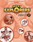 GREAT EXPLORERS 2 AB - 9780194507226 - VV.AA.