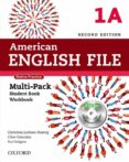 AMERICAN ENGLISH FILE 2E 1A MULTI PK - 9780194776226 - VV.AA.