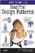 HEAD FIRST DESIGN PATTERNS - 9780596007126 - BERT BATES