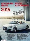 AUTOMOBIL REVUE 2015 - 9783613307926 - VV.AA.