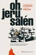 OH, JERUSALEN - 9788408051626 - DOMINIQUE LAPIERRE