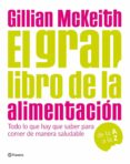 EL GRAN LIBRO DE LA ALIMENTACION - 9788408090526 - GILLIAN MCKEITH