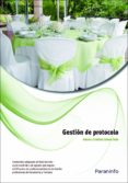 GESTION DE PROTOCOLO - 9788428310826 - LUISA CRISTINA CABERO SOTO