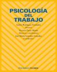 psicología del trabajo (ebook)-andres rodriguez fernandez-victoria zarco martin-jose maria gonzalez gonzalez-9788436830026