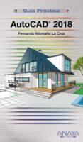 AUTOCAD 2018 - 9788441539426 - FERNANDO MONTAÑO LA CRUZ