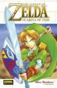 THE LEGEND OF ZELDA Nº 2: OCARINA OF TIME (6ª ED.) - 9788467900026 - AKIRA HIMEKAWA