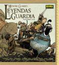 MOUSE GUARD: LEYENDAS DE LA GUARDIA 2 - 9788467917826 - VARIOS AUTORES