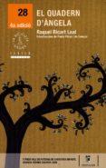 """El quadern d angela"" - EPUB MOBI por Maria Angelidou"