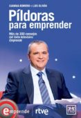 PÍLDORAS PARA EMPRENDER - 9788483568026 - JUANMA ROMERO