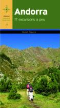 andorra. 17 excursions a peu-manel figuera-9788490341926