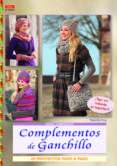 COMPLEMENTOS DE GANCHILLO - 9788498743326 - VERONIKA HUG