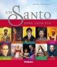 UN SANTO (PEQUEÑA ENCICLOPEDIA) - 9788499281926 - VV.AA.