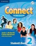 CONNECT 2 STUDENT S BOOK WITH SELF-STUDY AUDIO CD 2ND EDITION - 9780521737036 - VV.AA.
