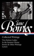 jane bowles: collected writings-jane bowles-9781598535136
