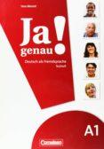 JA GENAU! A1: BAND 1 UND 2. TESTHEFT MIT CD - 9783060207336 - VV.AA.